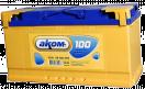 Аккумулятор АКОМ  6СТ - 100