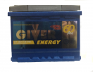 GIVER  ENERGY 6CT - 60 R +