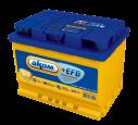 Аккумулятор АКОМ  EFB 6СТ - 60 Евро