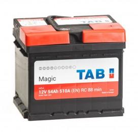 АКБ 54 TAB Magic о/п (низкий)