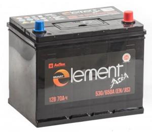 Smart ELEMENT Asia 6СТ - 70,0 L3 (75D26L)